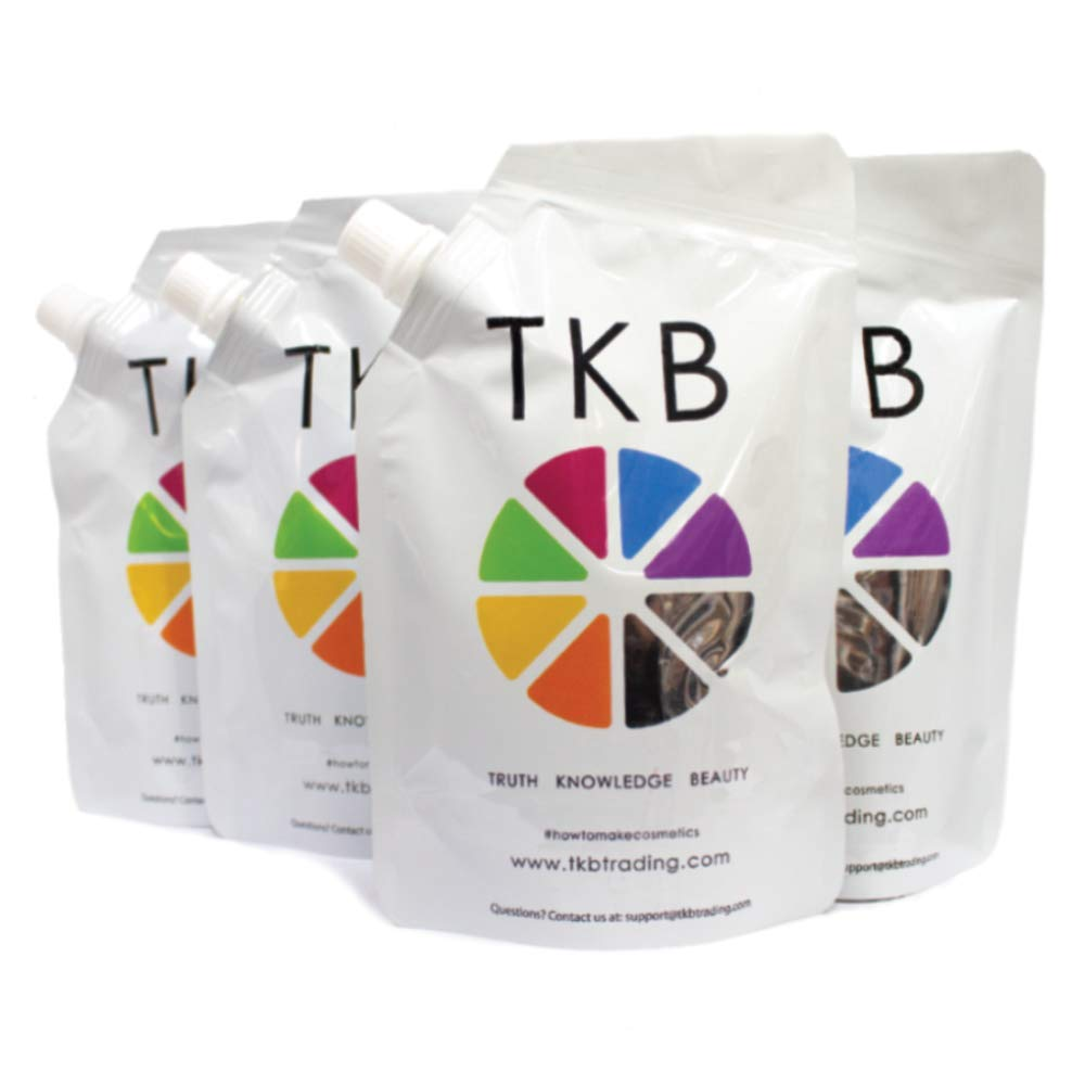 TKB Lip Gloss Base 5.5oz. (Versagel) (4 pack)