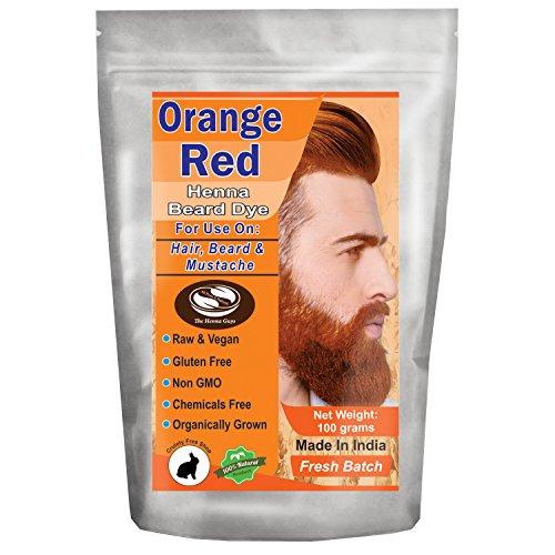 red mustache dye - 1