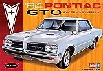 Polar Lights 1964 Pontiac GTO Hardtop 1/25 Scale Snap Together Plastic Car Model Kit from Polar Lights