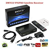 Newest Full HD FTA DVB-S2 V9S PRO Satellite TV Receiver Sat Receptor, Supports