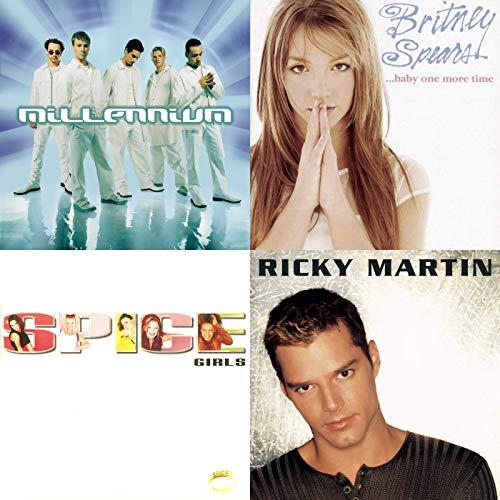50 Great '90s Pop Songs (New Kids On The Block Backstreet Boys)