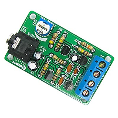 Icstation 2 Channel White Noise Generator Assemble Kit DIY Electronics Soldering Practice Set: Industrial & Scientific
