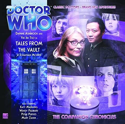 Tales from the Vault (Doctor Who: The Companion Chronicles, 6.01) (Doctor Who The Vault Book)