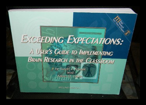Brain Research Classroom Design ~ Bswann on amazon marketplace sellerratings