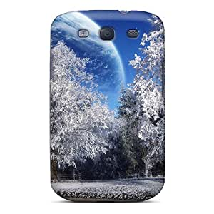 Waterdrop Snap-on Iphone Wallpaper Case For Galaxy S3