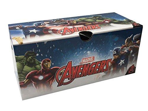 Avengers , Jungen Hausschuhe rot rot