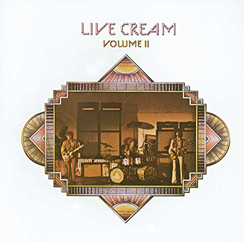 Live Cream Volume 2 by Polydor