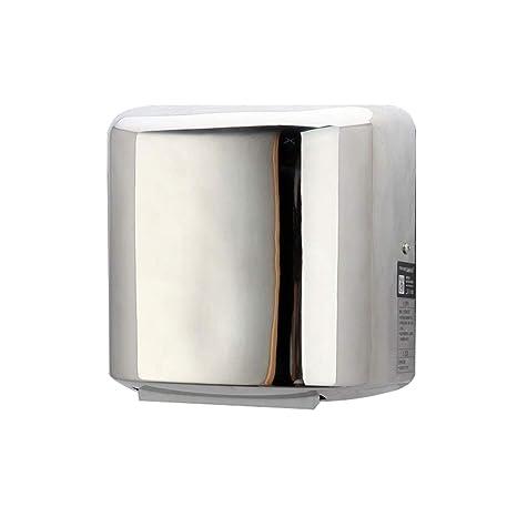 LRXG Secador de Manos Secador de Manos, baño Comercial Inicio Secador de Manos automático Inteligente