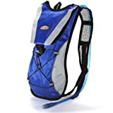 Hydration Pack Water Bladder Sports Backpack Cycling Bag Hiking Climbing Pouch(The Hydration Bladder NOT Included) For Sale