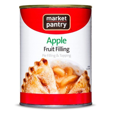 Market Pantry Apple Pie Filling 21 oz (Apple Pie With Canned Apple Pie Filling)