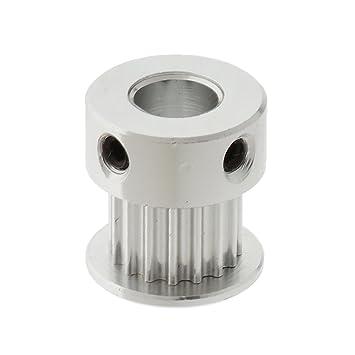 1 Pieza Rueda de Engranaje para Impresora 3D de Acero Inoxidable ...