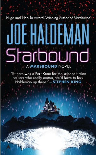 Starbound (Marsbound Book 2)