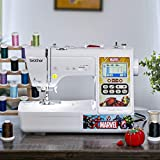 Brother Sewing and Embroidery Machine, 4 Marvel