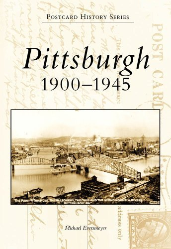 Pittsburgh: 1900-1945 (PA) (Postcard History Series) by Michael Eversmeyer - Pittsburgh Shopping Pa