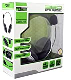 Best Xbox 360 Headsets - KMD Pro Gamer Headset with Mic-White, Xbox 360 Review