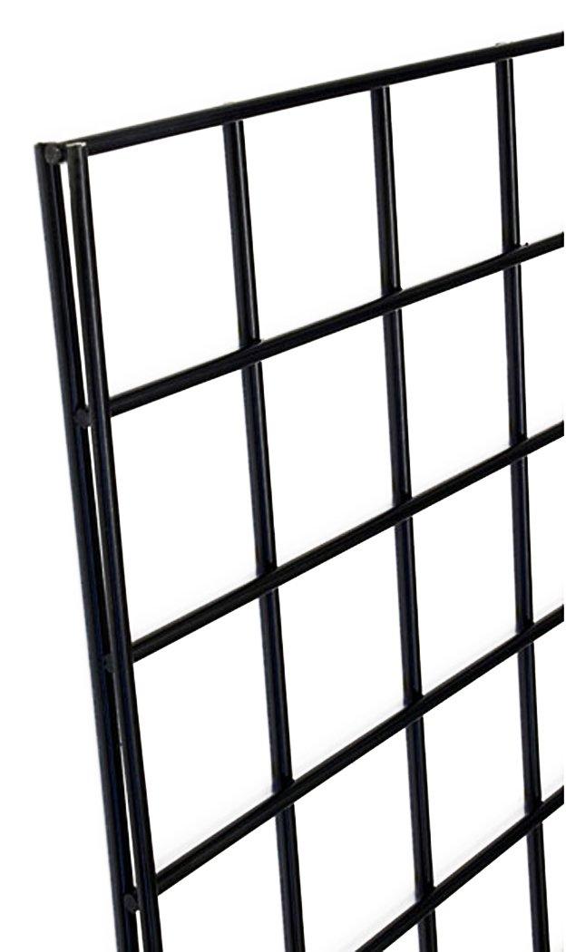 Amazon.com : Heavy Duty Wire Mesh Grid Gridwall Display Panel 1\'Wx5 ...