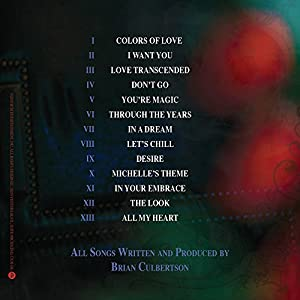"Brian Culbertson ""Colors of Love"" CD"