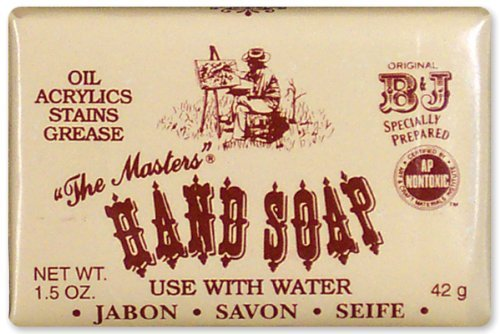 General Pencil Company The Masters Hand Soap 1.5 Oz.