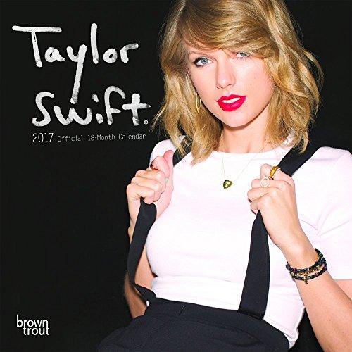 Taylor Swift - 2017 Mini Calendar 7 x 7in