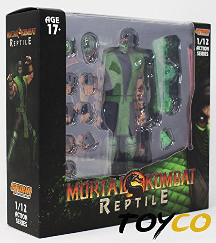 Storm Collectibles Reptile