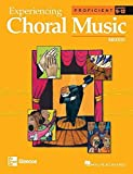 Experiencing Choral Music, Proficient Mixed Voices, Student Edition (Proficient Grades 9-12) 1st edition by McGraw-Hill Education (2004) Paperback