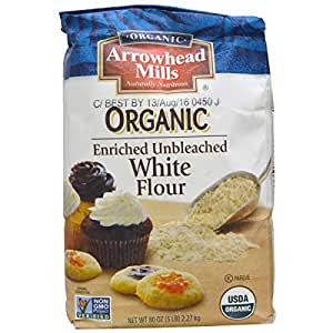 Amazon.com : Arrowhead Mills Flour White Enriched