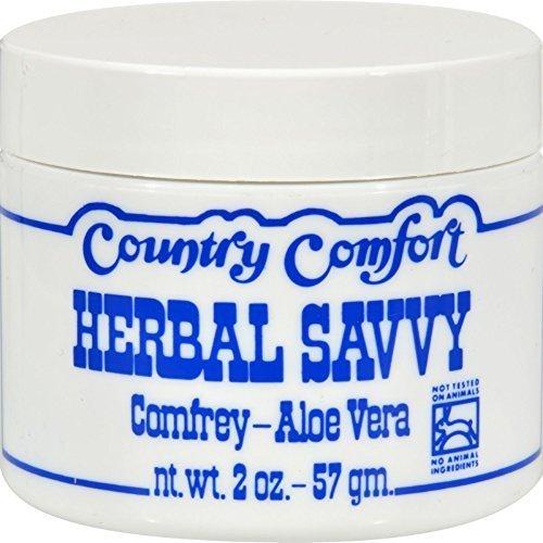 COUNTRY COMFORT SALVE COMF/ALOE, 2 OZ