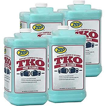 Amazon Com Zep Tko Premium Hand Cleaner Case Of 4 Home