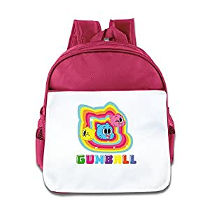 The Amazing World Of Gumball For Kids Backpack Pink