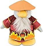 Disney Club Penguin 6.5 Inch Series 11 Plush Figure Fire Sensei Includes Coin with Code!