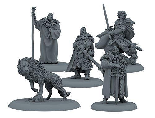 A Song of Ice & Fire: Night's Watch Starter Set by CMON (Image #4)