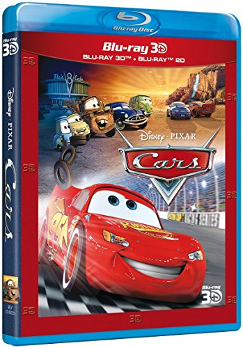 Cars-Blu-ray