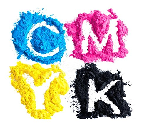 Hongway Compatible Kyocera Refill Toner Powder (TASKalfa 400CI/500CI/552CI) 2 kilogram a Pack