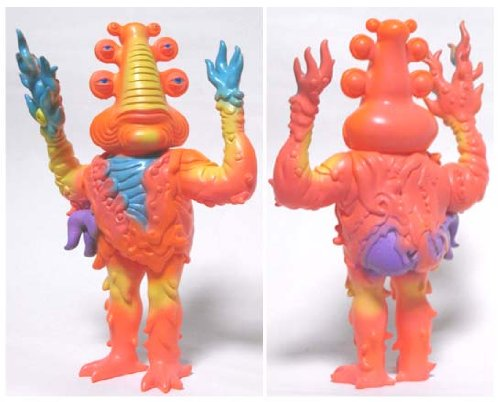 Review Lorbo Orange Version Kaiju