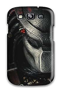 9309555K87492115 New Fashion Premium Tpu Case Cover For Galaxy S3 - Predator