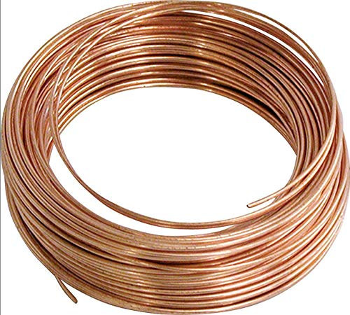 Ook 50' 20 Gauge Copper Annealed Hobby Wire ()