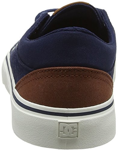 DC Shoes Jungen Trase Sneaker Blau (Dark Navy)