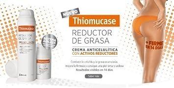 Pack Thiomucase Crema Anticelulitica 200ml+50ml Total 250ml