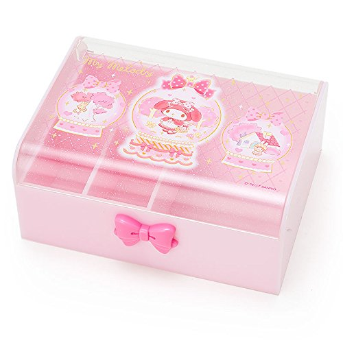 [Sanrio My Melody accessories case fairy tale dome From Japan New] (Melody Costume)