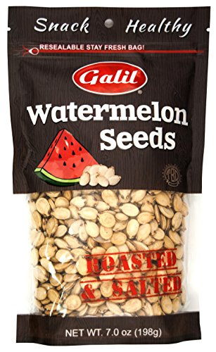 Galil Watermelon Seeds Roasted Salted