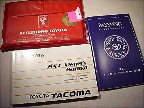 2012 tacoma service manual