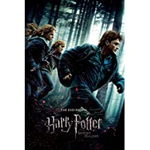 "Harry Potter And The Deathly Hallows - Part 1 - Movie Poster / Print (Regular Style) (Size: 24"" x 36"") (By POSTER STOP ONLINE)"