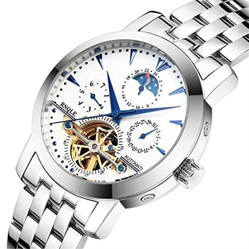 watches/Hollow out luminous watches/Waterproof Tourbillon watch-A ()