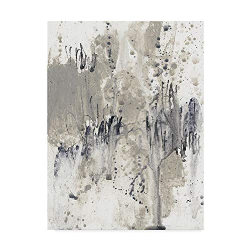 Trademark Fine Art Paynes Splash II by Jennifer Goldberger, 14x19 ()