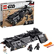 LEGO Star Wars: The Rise of Skywalker Knights of Ren Transport Ship 75284 Spacecraft Set, Features Knights of