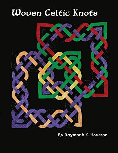 Woven Celtic Knots (Nacho Grandma's Quilts)