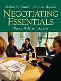 Negotiating Essentials 9780131868663