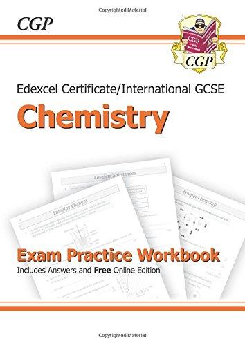 Edexcel Certificate / International GCSE Chemistry Exam Practice ...