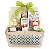 Milliard Gourmet Dried Fruit & Nut Delicious Gift Basket 2018 Classic Assortment – Give The Healthy Gift That Lasts, Good for All Occasions.