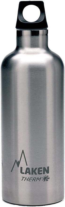 Unisex adulto Azul Claro Laken Futura Botella T/érmica Acero Inoxidable 18//8 y Doble Pared de Vac/ío 350 ml